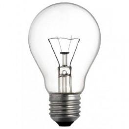 Лампа накаливания Б 230-40 40Вт E27 230В инд. ал. (100) Favor