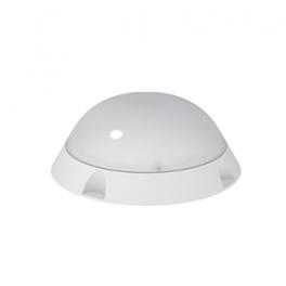 Светильник светодиодный LED ЖКХ 185х185х70 6Вт IP65 антивандальный круглый (диод 0.5Вт) VARTON V1-U0-00005-21000-6500640
