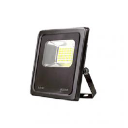 Прожектор светодиод. LED 10Вт IP65 6500К черн. Gauss