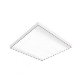 Светильник светодиодный LED Премиум 595х595х50 36Вт 3950К для школ (диод 0.1Вт) встраив. накл. без рассеив. VARTON V1-E0