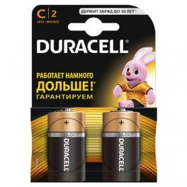 Элемент питания LR MN 1400/LR14 BP-2 (блист.2шт) Duracell