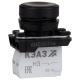 Кнопка КМЕ 4511м 1но+1нз цилиндр IP54 черн. КЭАЗ