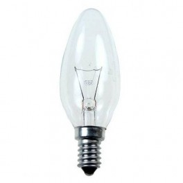 Лампа накаливания ДС 40Вт E14 (верс.) МС ЛЗ
