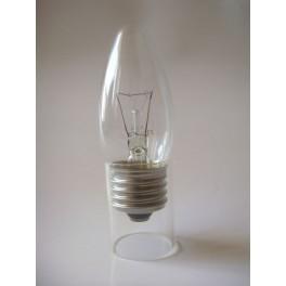 Лампа накаливания ДС 40Вт E27 (верс.) Лисма