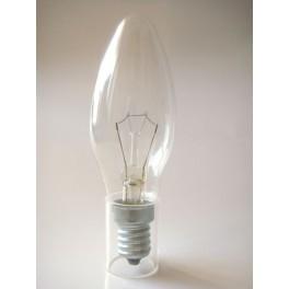 Лампа накаливания ДС 60Вт E14 (верс.) Лисма
