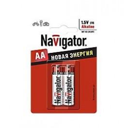 Элемент питания 94 752 NBT-NE-LR6-BP2 (блист.2шт) Navigator
