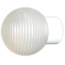 """Светильник НББ 64-60-080 """"Кольца"""" d150 мат./корпус прямой бел. Элетех"""