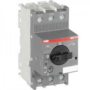 Выключатель авт. защиты двиг. MS-132-10 100kA ABB