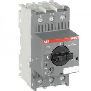 Выключатель авт. защиты двиг. MS-132-1.6 100kA ABB