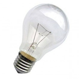 Лампа накаливания Б 95Вт E27 230-240В (верс.) Майлуу-Сууйский ЭЛЗ