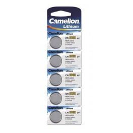 Элемент питания CR CR2032 BL-5 (блист.5шт) Camelion