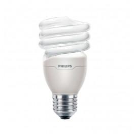 Лампа люминесцентная компакт. Tornado T2 8y 20W WW E27 220-240V Philips / 871829166296900
