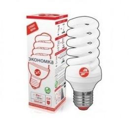 Лампа люминесцентная компакт. SPC 35Вт E27 4000К T3 ЭКОНОМКА