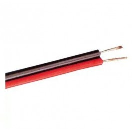 Кабель Stereo 2х2.5 Red/Black