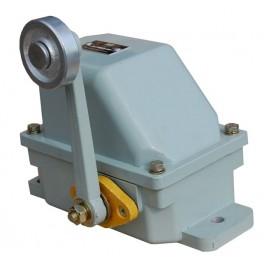 Выключатель конечн. КУ-701 У2 10А IP44 2 эл. цепи рычаг с роликом Электротехник