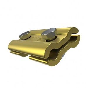 Зажим плашечный ПС-1-1 Электрофарфор