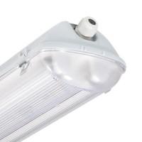 Светильники линейные 600мм пылевлагозащищенные IP65