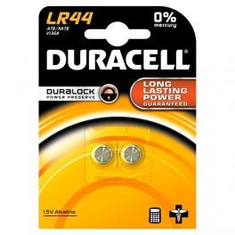 Элемент питания для эл. приборов 1.5В LR44 BP-2 (блист.2шт) Duracell