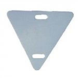 Бирка кабельная маркировочная У-136 (треугольник) Уп. 100 шт. Михнево