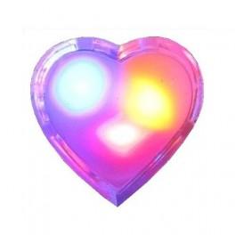 """Светильник """"Сердце"""" ночник от сети Космос KOCNL_LP 1009"""