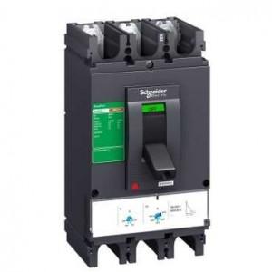 Выключатель авт. силовой 3п CVS 630F 36кА TM500D EasyPact SchE