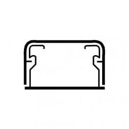 Кабель-канал 20х12.5 (дл.2м) Leg