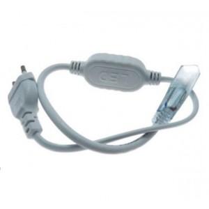 Шнур сетевой для светодиод. ленты MVS-2835 JazzWay 4690601002716/