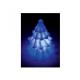 """Фигурка светодиодная """"Елочка"""" мультиколор 10см 3 бат. LR44/AG13 в компл. IP20 Космос"""
