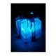"""Фигурка светодиодная """"Украшение для елки """"Подарок"""" со шнурком для подвешивания мультиколор бат. CD2032 в компл. IP20 Кос"""