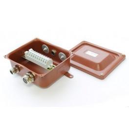 Коробка КЗНС-08 У2 с латунными сальниками ЗЭТА