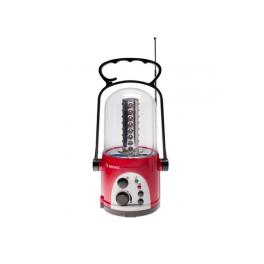 Фонарь Accu 6010 LED (32Led) с радио Космос
