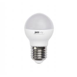 Лампа светодиодная PLED-SP-G45 7Вт 5000К 560лм E27 230В/50Гц JazzWay