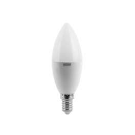 Лампа светодиодная LED Elementary Candle 6Вт E14 2700К Gauss
