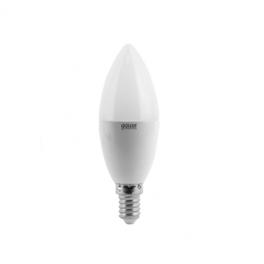 Лампа светодиодная LED Elementary Candle 6Вт E14 4100К Gauss