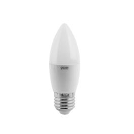 Лампа светодиодная LED Elementary Candle 6Вт E27 2700К Gauss