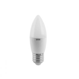 Лампа светодиодная LED Elementary Candle 6Вт E27 4100К Gauss