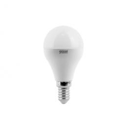Лампа светодиодная LED Elementary Globe 6Вт E14 2700К Gauss