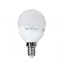 Лампа светодиодная LED GL45 7Вт 220В E14 4500К Космос