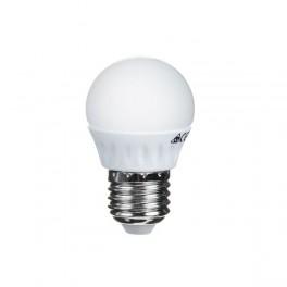 Лампа светодиодная LED GL45 7Вт 220В E27 4500К Космос
