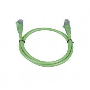 Коммутационный шнур (патч-корд), кат.5Е UTP, 1м, серый
