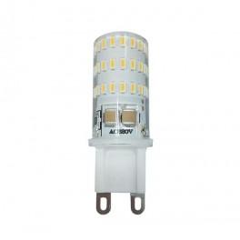 Лампа светодиодная PLED-G9 5Вт 2700К 300лм G9 220-230В/50Гц JazzWay