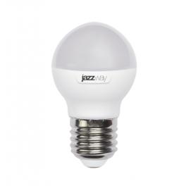 Лампа светодиодная PLED-SP-G45 7Вт 3000К 530лм E27 230В/50Гц JazzWay
