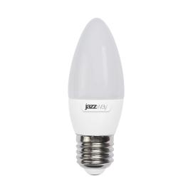 Лампа светодиодная PLED-SP C37 7Вт 3000К 530лм E27 230В/50Гц JazzWay