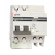 Выключатель авт. диф. тока 2п 4мод. C 50А 30мА тип AC 4.5кА АД-2 PROxima EKF