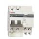 Выключатель авт. диф. тока 2п 4мод. C 10А 30мА тип AC 4.5кА АД-2 PROxima EKF