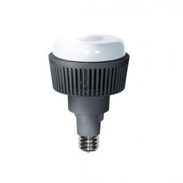 Лампа светодиодная LED KOSMOS premium 45Вт E40 230В 4500К 5000Лм (переходник с E40 на E27 в комплекте) Космос KHWLED45WE