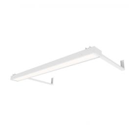 Светильник светодиодный LED 1195х100х50 18Вт 3950К для школьных досок (диод 0.1Вт) встроен. накладной без рассеив. VARTO