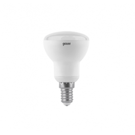 Лампа светодиодная LED R50 6Вт E14 2700К Gauss