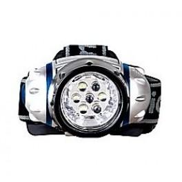 Фонарь налобный LED5310-7F3 (7LED 3 режима; 3хR03 в комплекте; метал.) Camelion