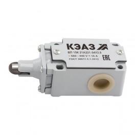 Выключатель путевой ВП15К21А 221 54У2.3 КЭАЗ